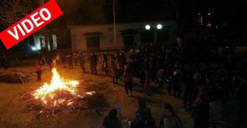 Τρίκαλα: Αποκριάτικες φωτιές άναψε 88χρονος στο Ξυλοπάροικο