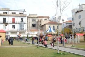 Όχι άλλο λούνα παρκ στην πλατεία Πανεπιστημίου