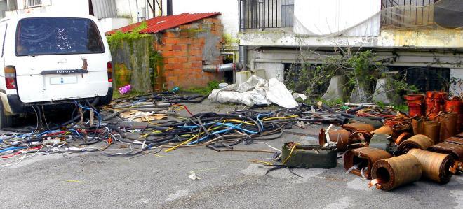 Καρδίτσα: Σπείρα έκλεψε 1222 μετασχηματιστές της ΔΕΗ