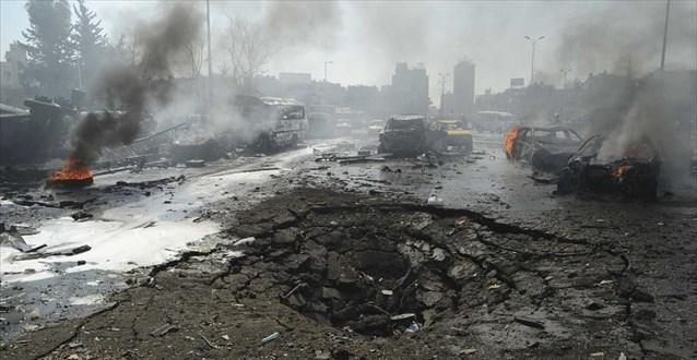 Επίθεση αυτοκτονίας σε τζαμί στην κεντρική Δαμασκό