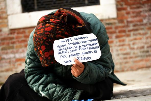 Ιταλία: Ραγδαία αύξηση της φτώχειας