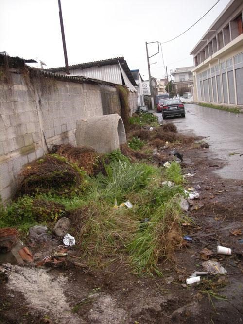 Μάχη της καθαριότητας στο Βόλο