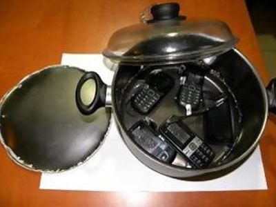 Delivery κινητών τηλεφώνων μέσα στις φυλακές Δομοκού