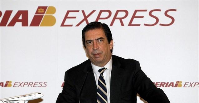 Παραιτήθηκε ο διευθύνων σύμβουλος της Iberia