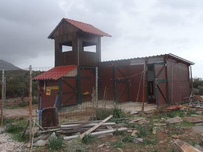 Νομιμοποίηση με 300 ευρώ των αυθαίρετων στάβλων
