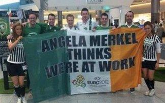 «Η Άνγκελα Μέρκελ νομίζει ότι είμαστε στη δουλειά»