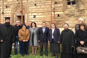 Στήριξη του ΥΠΟ για τα έργα στο Δήμο Ρήγα Φεραίου