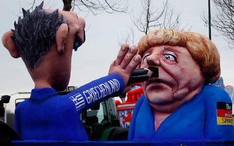 «Εκπληκτοι» δηλώνουν οι Γερμανοί για την εχθρότητα απέναντι στη χώρα τους