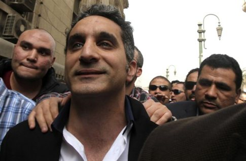 Για δυσφήμηση του Ισλάμ και του Μόρσι κατηγορείται αιγύπτιος ηθοποιός