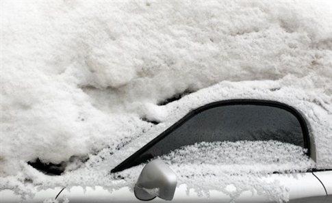 Ο Απρίλιος βρήκε τη Μόσχα καλυμμένη με 65 εκατοστά χιόνι