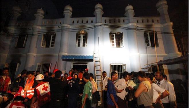 Δεκατρία αγόρια κάηκαν από πυρκαγιά σε σχολείο στην Μιανμάρ