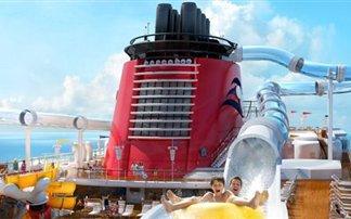 Το μαγικό πλοίο της Disney θα κάνει βόλτα στα ελληνικά νησιά!