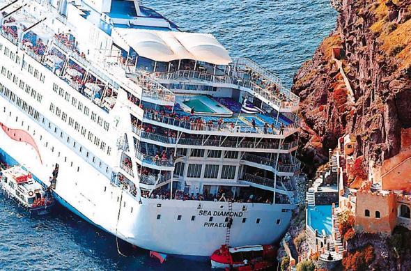 Ναυάγιο Sea Diamond: Η δίκη και οι διαμαρτυρίες