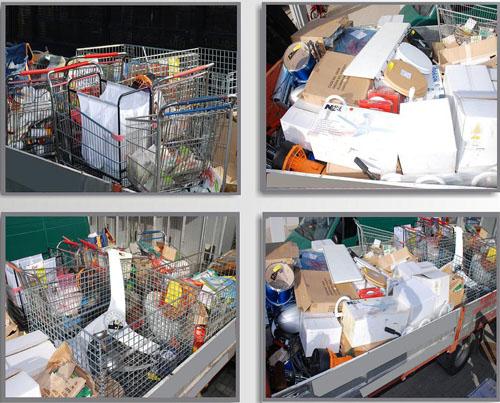 Λάρισα :Συνελήφθησαν για κλοπή  εμπορευμάτων από κατάστημα
