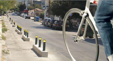 Διακόσιες χιλιάδες για τους ποδηλατόδρομους