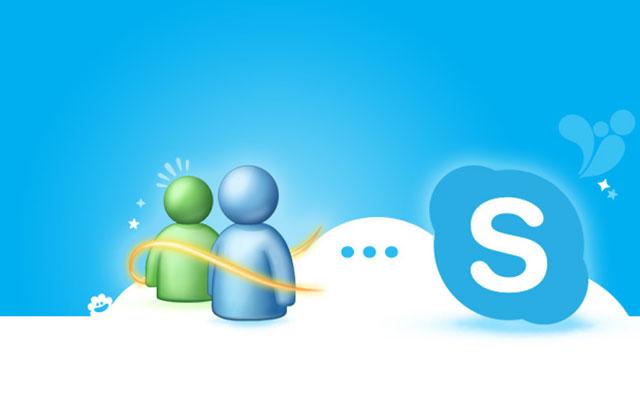 Το Windows Live Messenger γίνεται… Skype!!