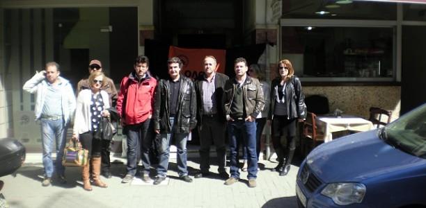 Δάσκαλοι κατέλαβαν συμβολικά την περιφερειακή διεύθυνση εκπαίδευσης