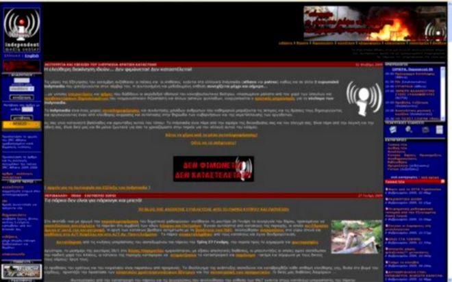 Κατέβασαν το Indymedia - Εύσημα από Άδωνι Γεωργιάδη σε Δένδια