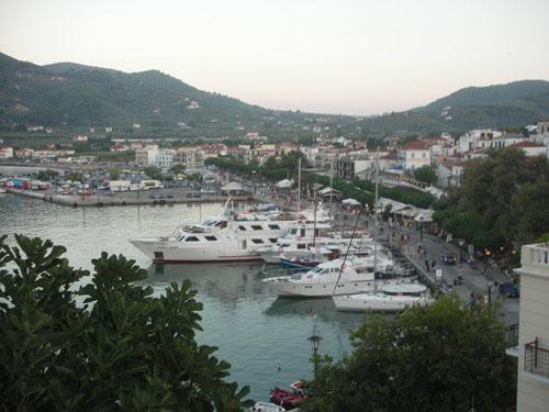 Σύνδεση με Θεσσαλονίκη
