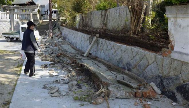 Ιαπωνία: Από άγνωστο ρήγμα προκλήθηκε ο σεισμός 6,3 Ρίχτερ