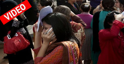 Ισχυρός σεισμός 7,8 βαθμών στο Ιράν, δεκάδες νεκροί στο γειτονικό Πακιστάν