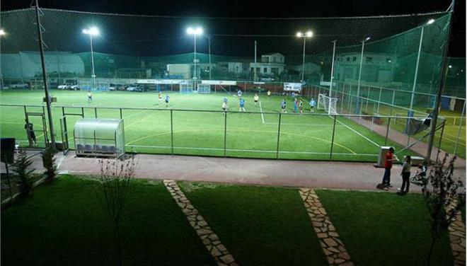 Σφράγισαν το γήπεδο στην Ηλιούπολη όπου έχασε την ζωή του το 8χρονο παιδί