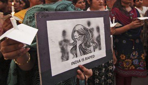 Σημάδια βελτίωσης παρουσιάζει η 5χρονη που έπεσε θύμα βιασμού στην Ινδία