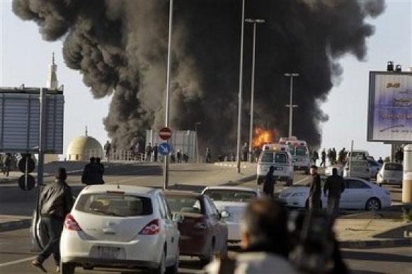 Βόμβα σε γαλλική πρεσβεία