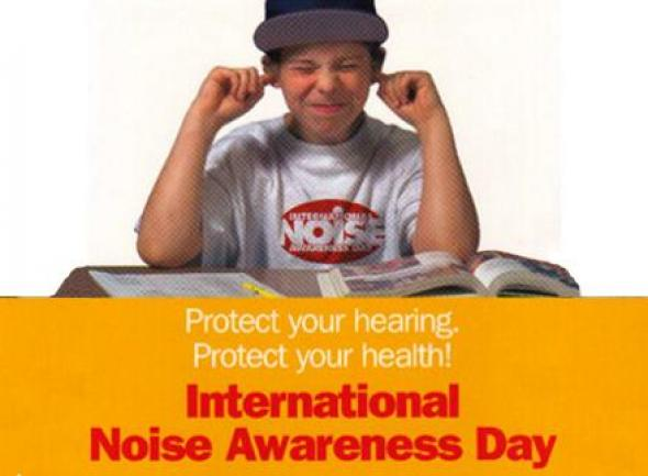 Διεθνής Ημέρα κατά του Θορύβου