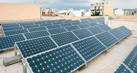 Λάρισα: Εγκαινιάστηκε το πρώτο φωτοβολταϊκό σε σχολείο