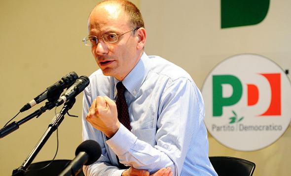 Ιταλία: Εντολοδόχος πρωθυπουργός ο Λέττα