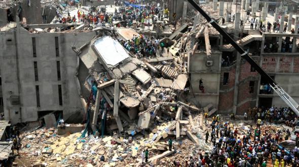 Μπανγκλαντές: Στους 782 νεκρούς