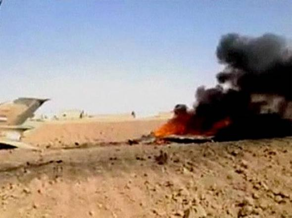 Συρία: Κατέρριψαν κυβερνητικό αεροσκάφος;