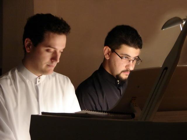 Ρεσιτάλ των «Duo Vivo»