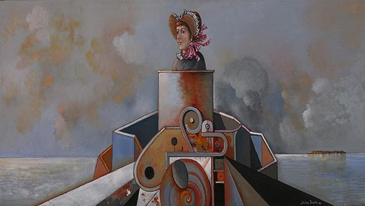 Ο Κώστας Ακρίβος επιλέγει έργα του Μουσείου Δάμτσα