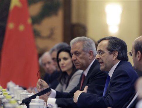 Οι πρώτες υπογραφές για την επιχειρηματική συνεργασία Ελλάδας-Κίνας