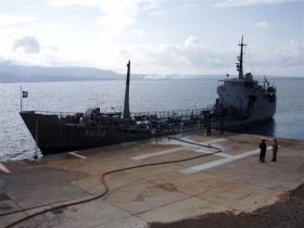 Πρόταση για ελικοδρόμιο στο λιμάνι