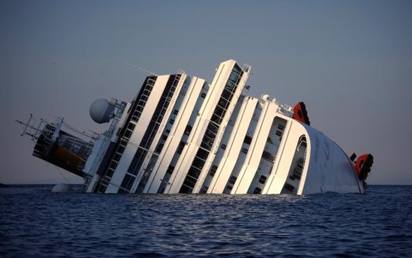 Στο εδώλιο για το Costa Concordia