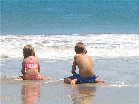 Εκστρατεία ενημέρωσης των παιδιών για τον πνιγμό στη θάλασσα