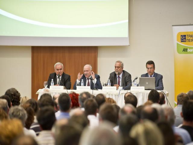 Συμφωνία της Τράπεζας Πειραιώς για Συμβολαιακή Γεωργία στο βαμβάκι