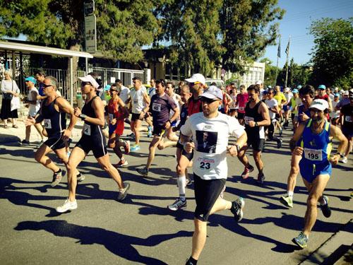 Πλήθος αθλητών στον Δρόμο Υγείας του Βόλου
