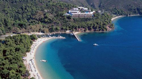 Δημοφιλείς οι παραλίες της Σκιάθου