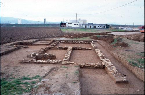 Ανασκαφές στον κόμβο Βελεστίνου