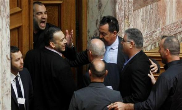 ΧΑ: Ρατσισμός κατά των Ελλήνων