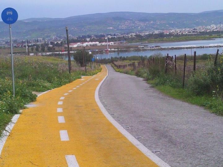 Ολοκληρώνεται η επέκταση του δικτύου ποδηλατοδρόμων