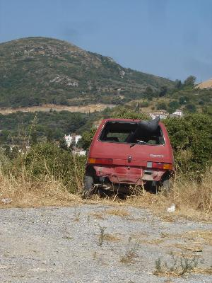 Αχρηστα οχήματα σε ανακύκλωση