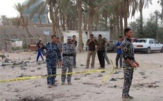 Βαγδάτη: Τουλάχιστον 7 νεκροί απο επίθεση «καμικάζι» σε τζαμί