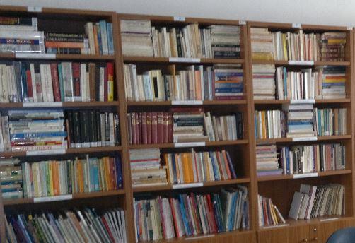 Δανειστική βιβλιοθήκη εγκαινιάζεται στο Σάββατο