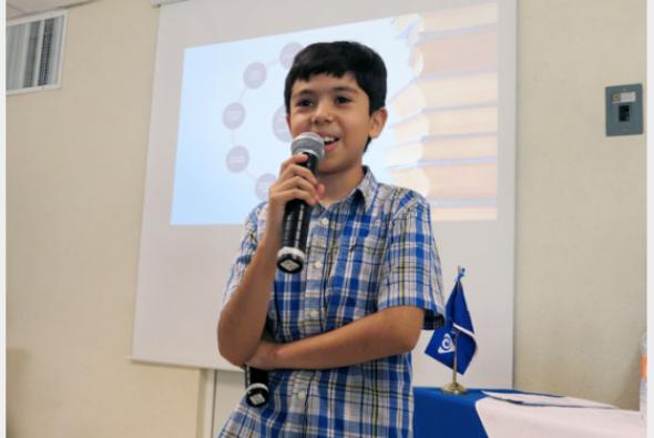 Ο 11χρονος που μπήκε στο Harvard