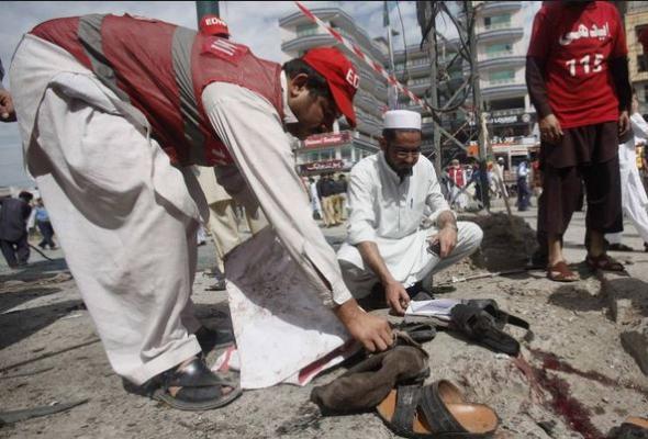 Επτά νεκροί στο Πακιστάν